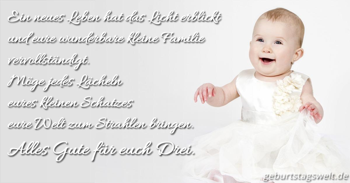 Wunsche fur baby und eltern