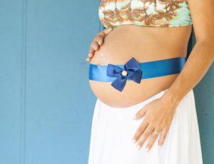 Babybauch Umfang raten