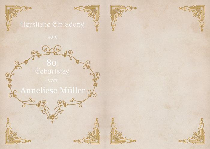 Einladungskarten Zum Geburtstag Kostenlos Gratis Einladung Drucken