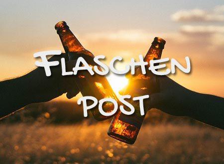 Flaschenpost Trinkspiel