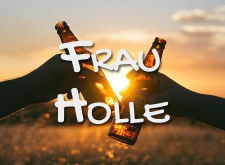 Frau Holle - Trinkspiel