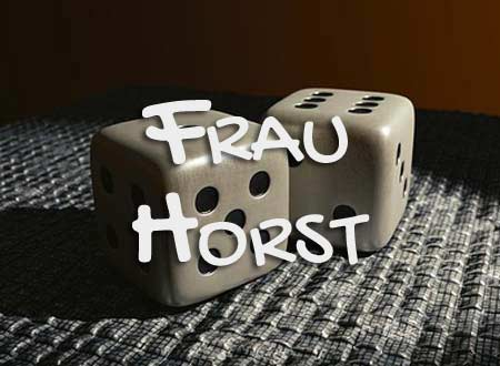 Trinkspiel Frau Horst