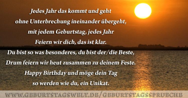 Kostenlose Geburtstagsbilder Sprüche Grüße Gedichte