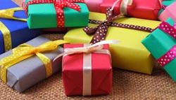 Geburtstagsgeschenke in der Geburtstagswelt