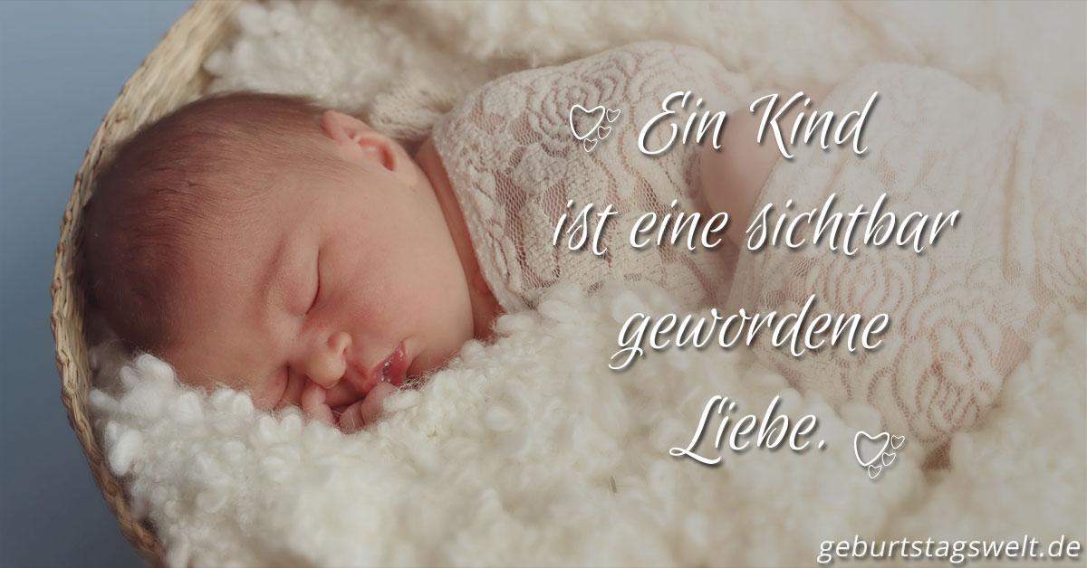 Sprüche Zur Geburt Mit Schönen Sprüchen Zur Geburt Gratulieren
