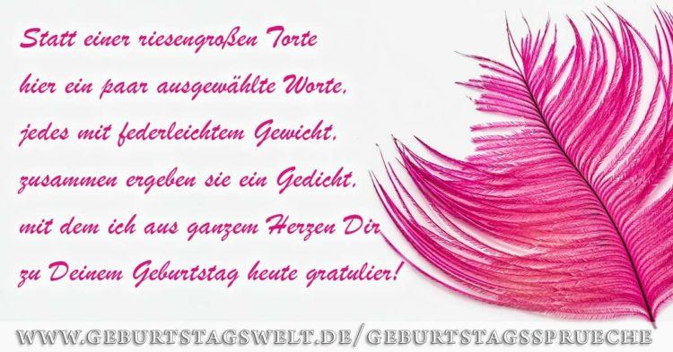 Geburtstagswünsche Für Frauen Grüße Und Sprüche Zum Gratulieren