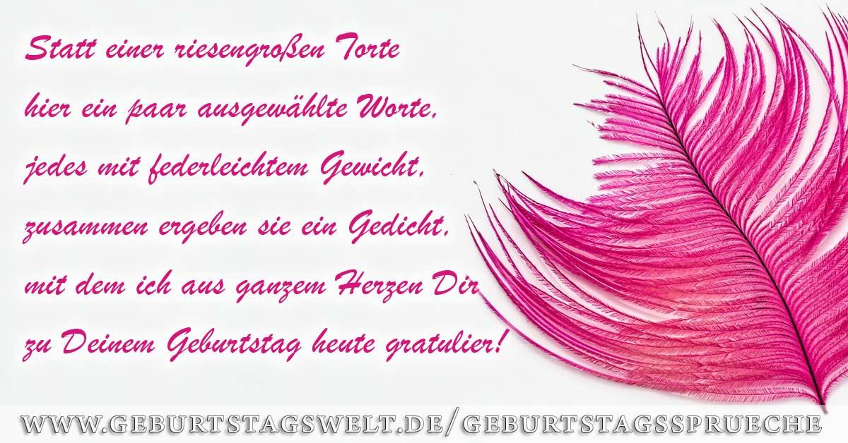 Geburtstagswunsche Fur Frauen Grusse Und Spruche Zum Gratulieren